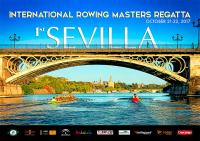 Comienza la Sevilla International Rowing Masters Regatta
