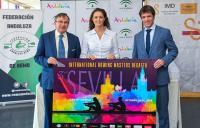 Presentada la III Sevilla International Rowing Masters Regatta